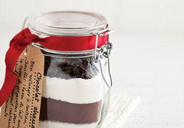 Chocolat chaud à offrir