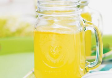 Orangette (Limonade à l'orange)