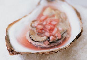 Cinq idées d'accompagnement pour huîtres sur écaille