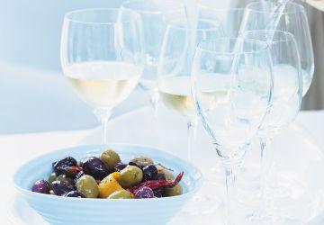 Olives chaudes épicées