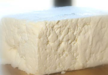 Paneer (fromage frais)