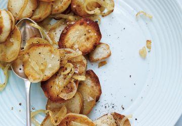 Pommes de terre à la lyonnaise