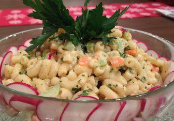 Salade de macaroni