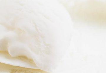 Crème glacée à la crème brûlée