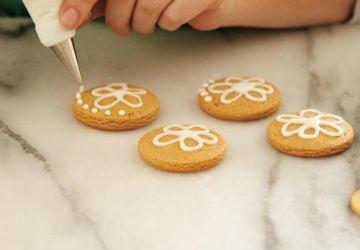 Glaçage royal à la vanille