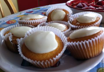 Cupcakes de ma mère