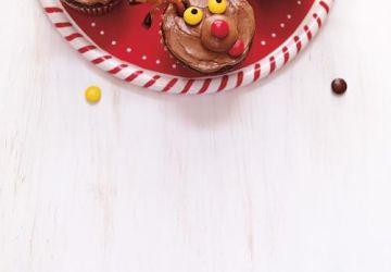 Cupcakes rennes au chocolat