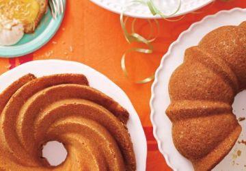 Gâteau Bundt au citron