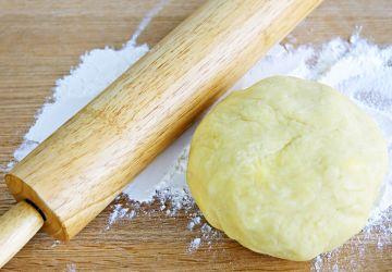Pâte à tarte de base