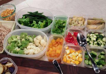 Vinaigrettes pour les salades en pot