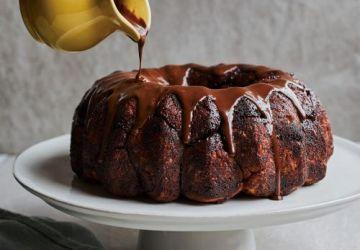 Monkey bread (brioche) au chocolat