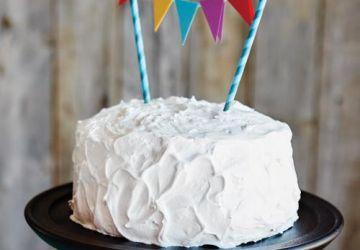 Gâteau double meringue et chocolat