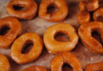 """Beignes à la """"Krispy Kreme"""" maison"""