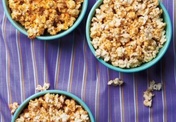 Popcorn sucré