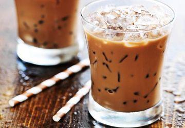 Café glacé super-rapide