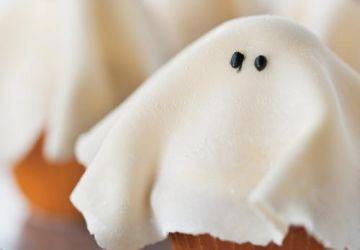 Cupcakes fantôme