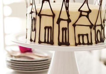 Gâteau aux épices et au chocolat