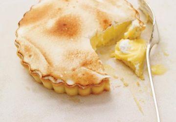 Tartelettes à la crème de citron