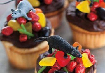 Cupcakes dépotoir