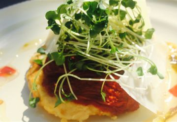Tartelettes aux tomates confites