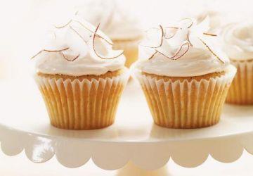 Cupcakes à l'érable