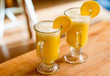 Cocktail à l'Orange Julep
