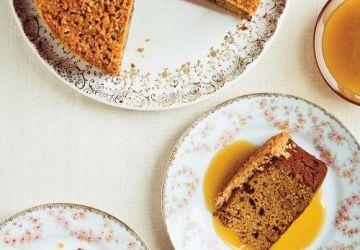 Gâteau Reine Elizabeth de Jeanne