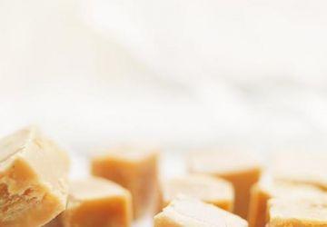 Sucre à la crème au sirop d'érable