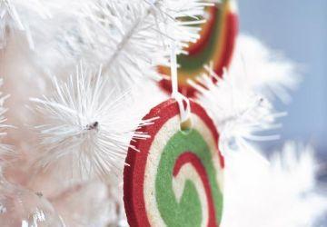 Biscuits décorations de Noël
