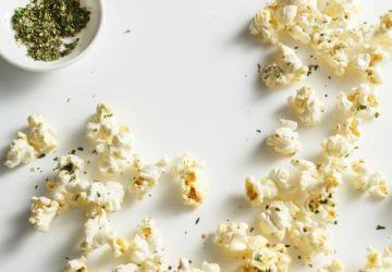 Sel ranch à popcorn