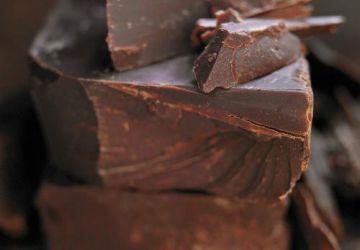 Moelleux au chocolat, sauce caramel, crème fraîche vanillée de Patrice Demers