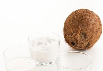 Pouding au caramel et au lait de coco sans lactose