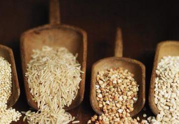 Soupe au poulet et au riz sauvage