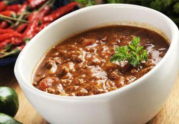 Chili con carne (avec haricots secs)