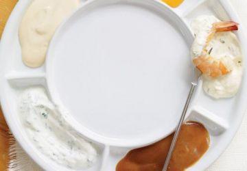 Sauce aigre-douce à la mangue