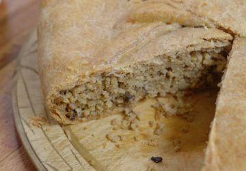 Tourtière de millet