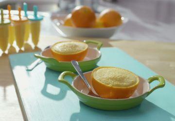 Sorbet mangue-orange