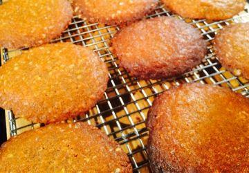 Biscuits à la mélasse de maman? et biscuits aux fruits confits