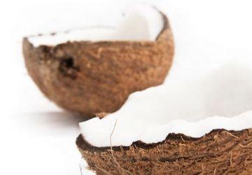 Sorbet coco-caramel
