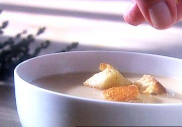 Crème d'oignon