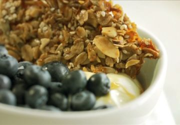 Croustillant granola