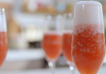 Cocktail rosé