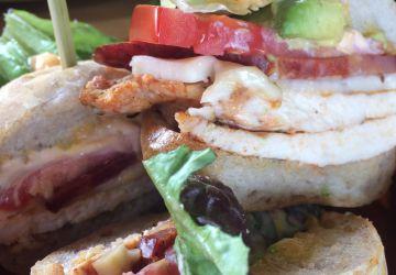Club sandwich façon portugaise