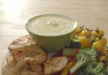 Croustilles santé et trempette trippante