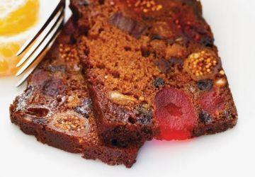 Gâteau aux fruits sans noix