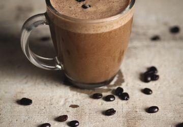 Smoothie au café chocolaté