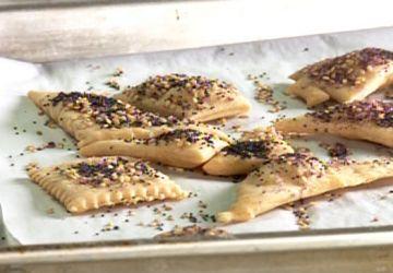 Crackers à l'huile d'olive