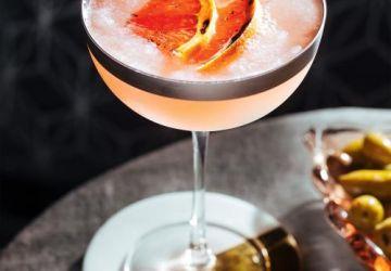 Cocktail frimas au pamplemousse