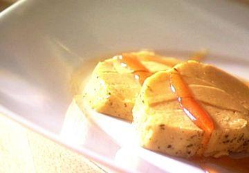 Foie gras au sel