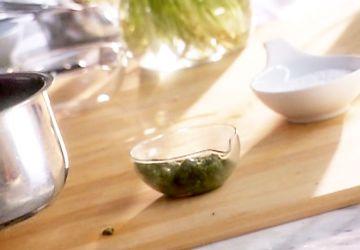 Zohoc (pâte de coriandre parfumée du Yémen)